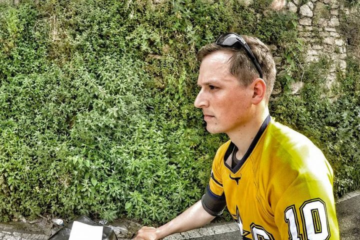 Sabbatical Interview mit Tim: Auf dem Fahrrad durch Europa