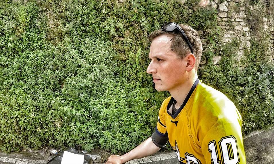 PASSENGER X Sabbatical Interview _Tim mit dem Fahrrad durch Europa