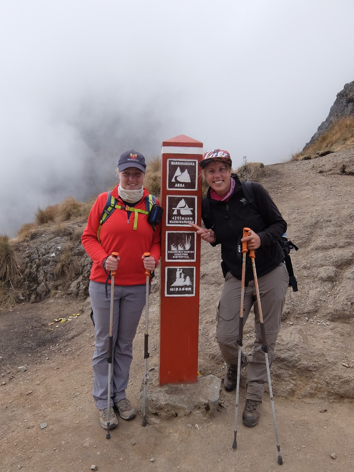 PASSENGER X Sabbatical Interview mit Sandra _ Inka Trail_Peru