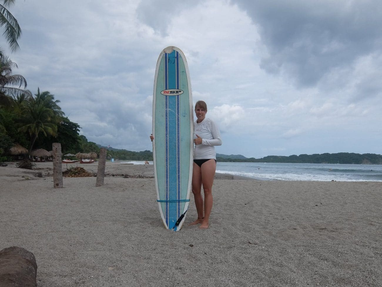 PASSENGER X Sabbatical Interview mit Sandra_CostaRica_Surfing Playa Samara