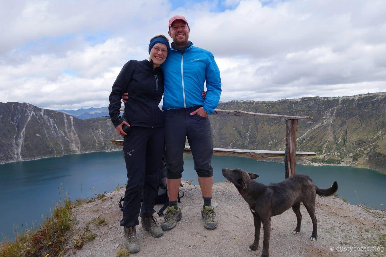 PASSENGER X Sabbatical Interview mit Uli und Christiane _ Zwei Abenteurer in Suedamerika