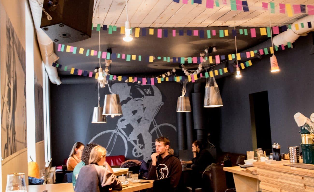 Riga: Cafe Miit Foto und Bericht von PASSENGER X