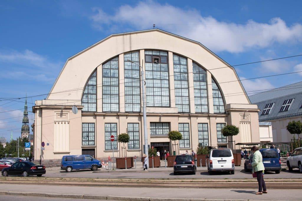 Riga Restaurants - PASSENGER X verrät dir die 10 besten Restaurants, Cafes und Märkte in der lettischen Hauptstadt - Zentralmarkt Riga -