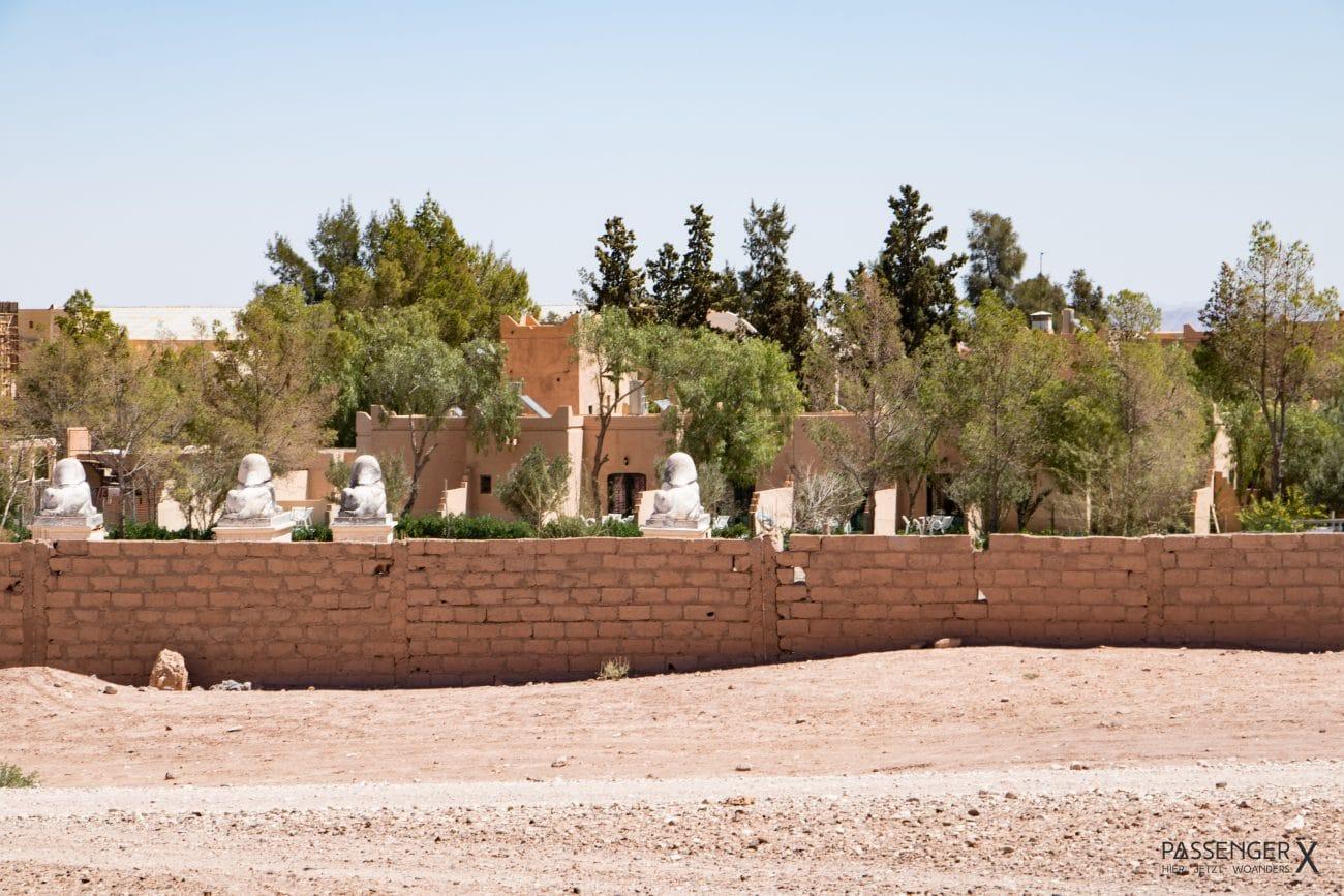 Lohnt sich eine 2 Tages Wuestentour in Marokko? PASSENGER X sagt nein.