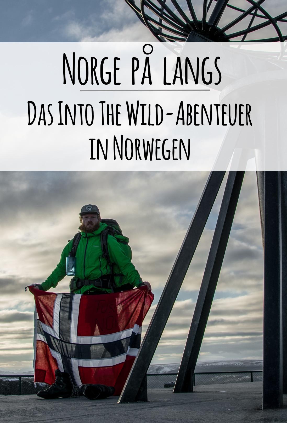 Tony ist Norwegen der Länge nach gewandert, knapp 3.000 Kilometer ging es durch Schnee und Wildnis. Von seinem Into The Wild Abenteuer auf dem Norge pa langs erzählt er im PASSENGER X Interview.