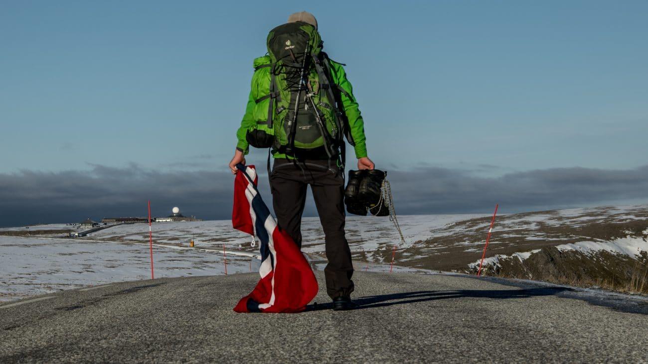 Das PASSENGER X Auszeit Interview_alleine durch Norwegen wandern mit Tony_norgepalangs2