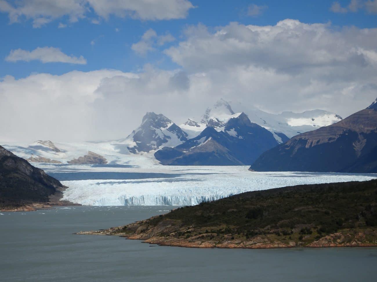 Das PASSENGER X Interview mit Magdalena_ Perito Moreno Gletscher in El Calafate Argentinien