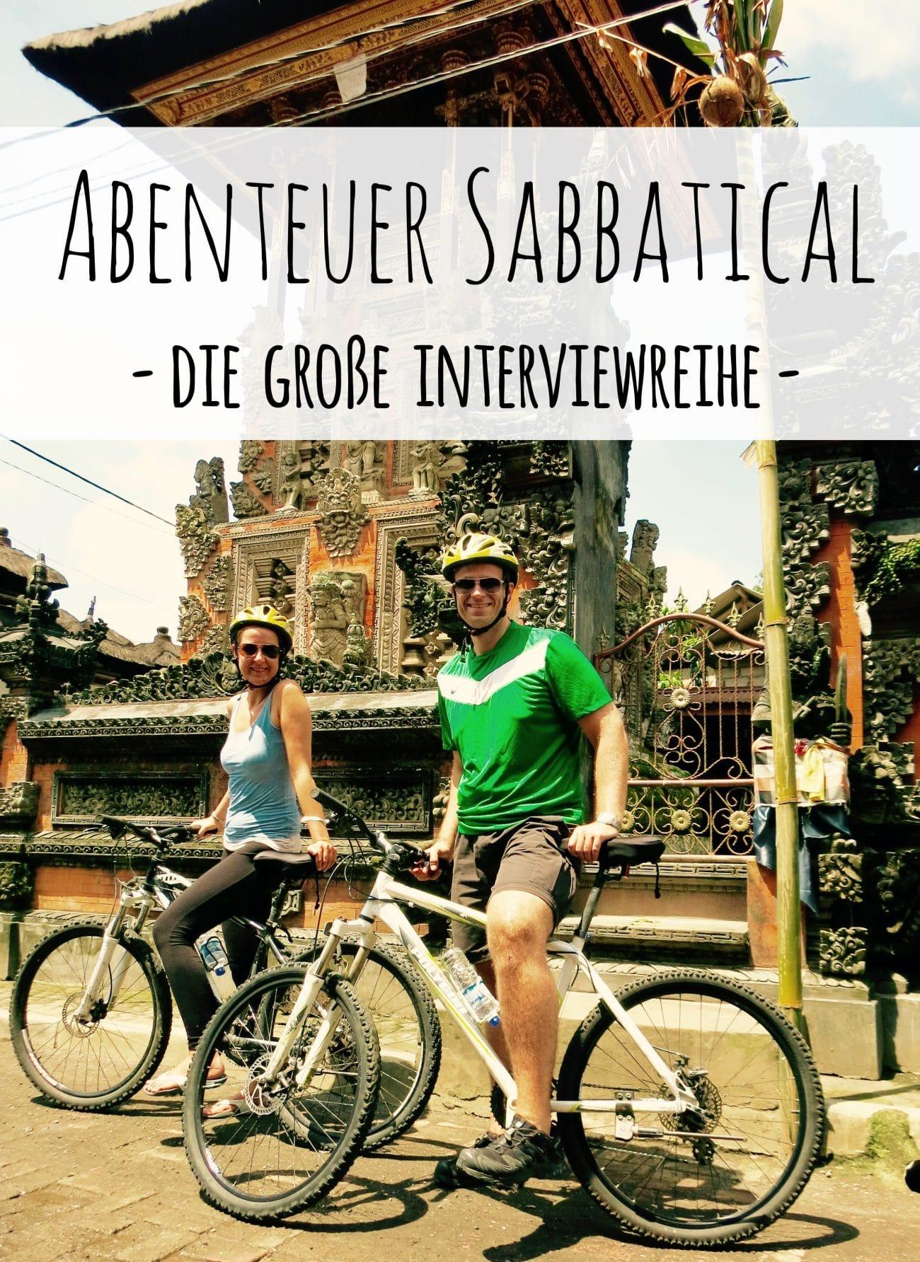 Auf PASSENGER X findest du 15 Sabbatical Interviews. Wie lang kann eine Auszeit dauern, wie regelt man sie mit dem Arbeitgeber und was kostet das Reisen? All diese Antworten findest du auf PASSENGER X