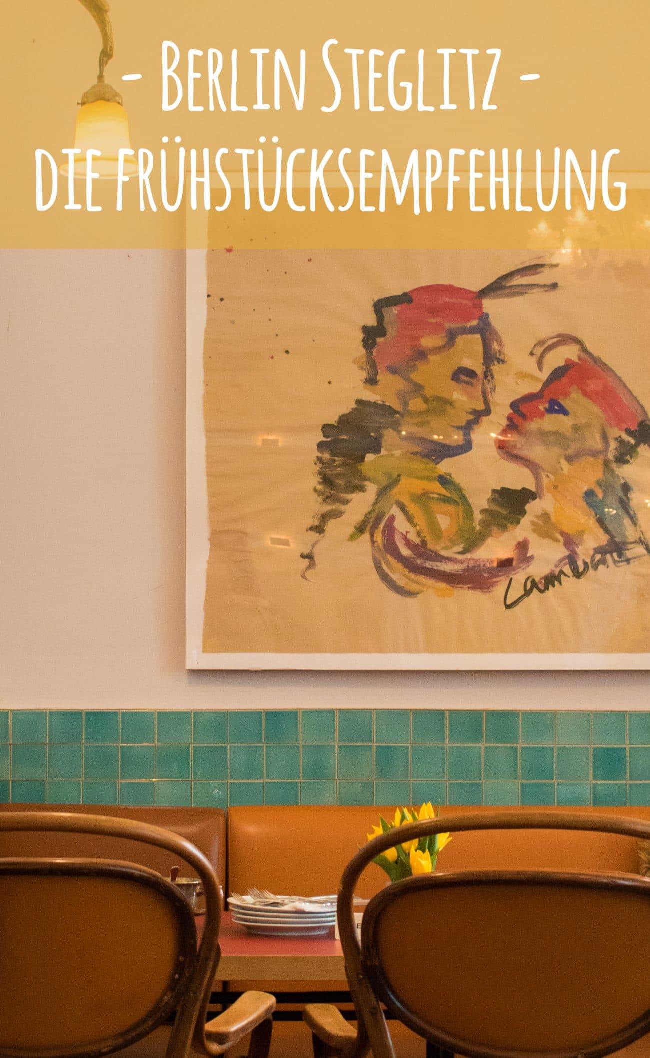 PASSENGER X: Das Café Baier ist die Frühstücksempfehlung für Berlin Steglitz. Frisch gebackene Brötchen und frische Säfte.
