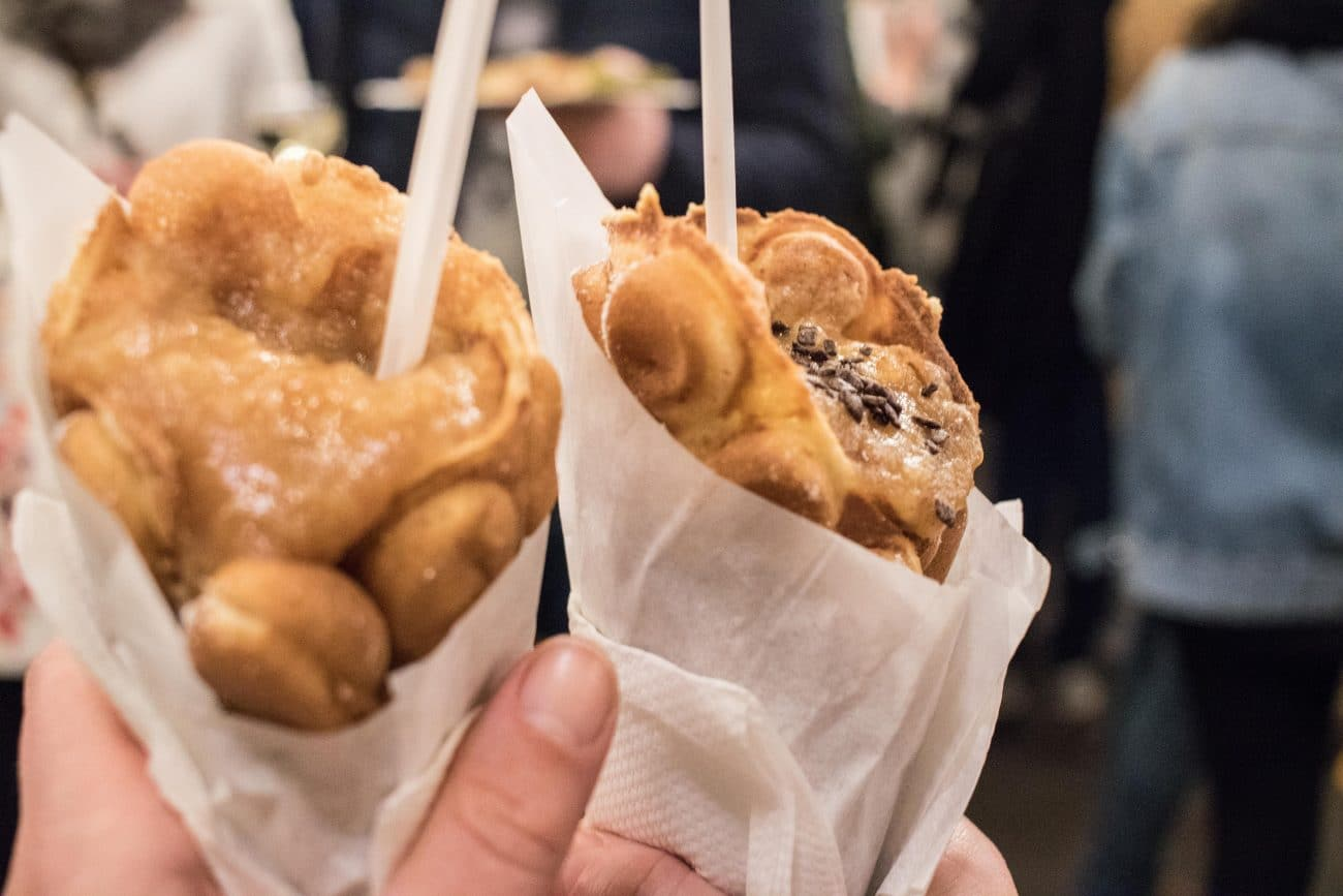 Street Food Thursday in der Markthalle Neun - Muffels von Tatasl