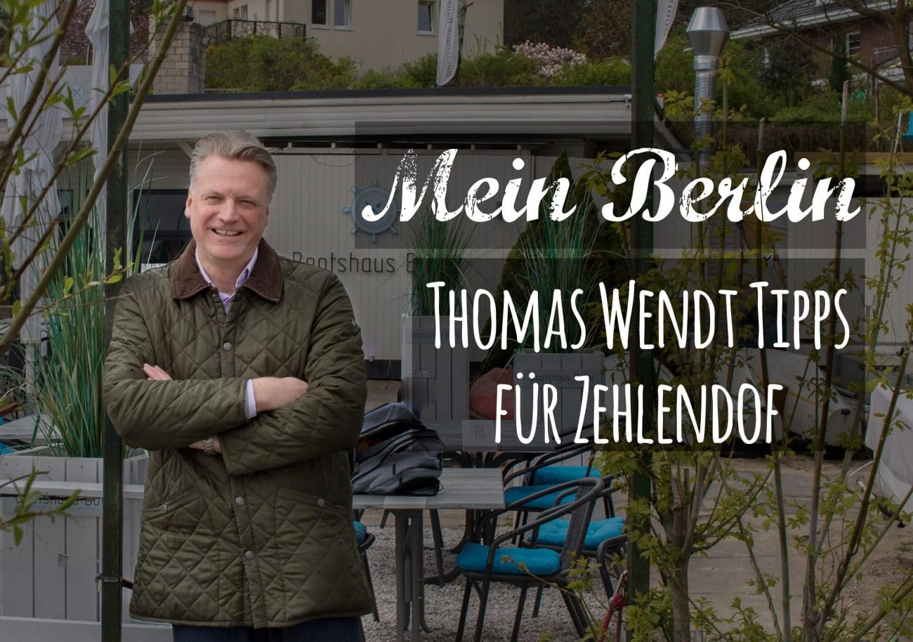 Insider Tipps fuer Berlin Zehlendorf