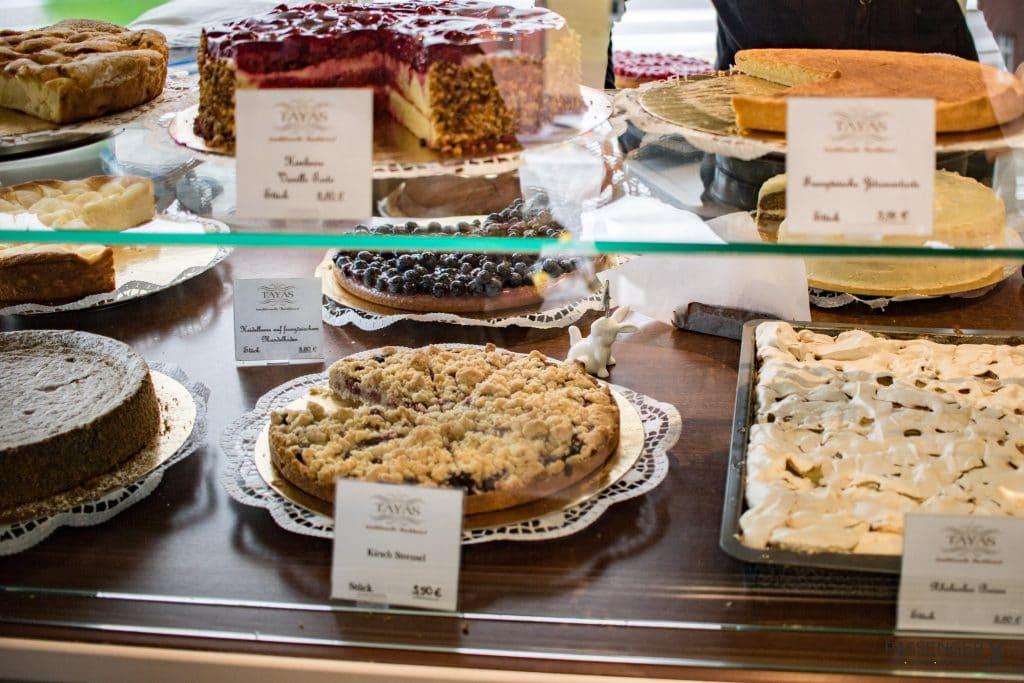 Zehlendorf Insider Tipp fuer leckeren Kuchen: das Cafe Tayas