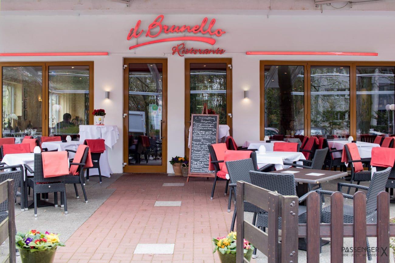 Zehlendorf Insider Tipp - ein hochpreisiger Italiener: das I Brunello