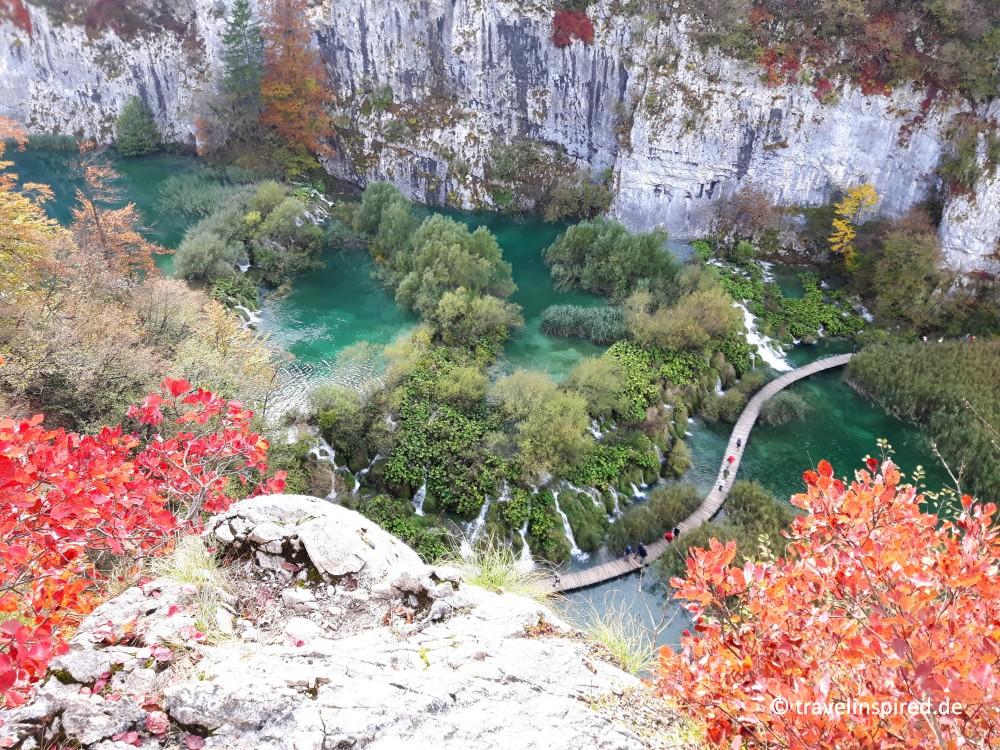 Kroatien Insider Tipps Plitvicer Seen von travelinspired