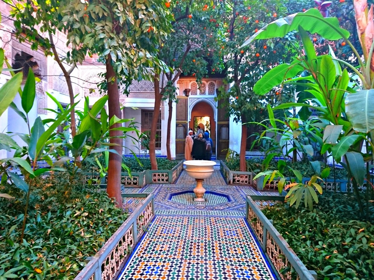 marion_escape from realtity efr-bahia-palast-marrakesch