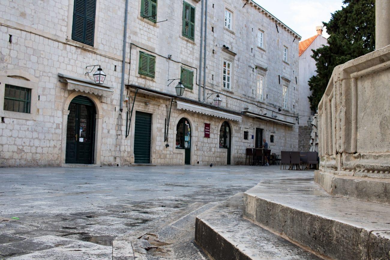 Altstadt Dubrovnik _ Dubrovnik Sehenswuerdigkeiten und Tipps von PASSENGER X