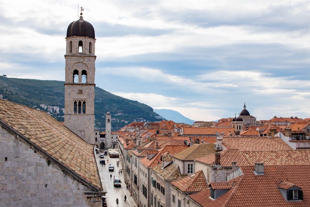 Dubrovnik Stadtmauer _ Dubrovnik Sehenswuerdigkeiten und Tipps von PASSENGER X
