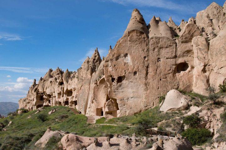 Kappadokien: Die Höhlen von Zelve