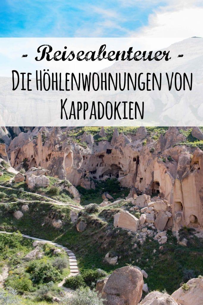 PASSENGER X in Kappadokien - Zelve Tal - das Open Air Museum
