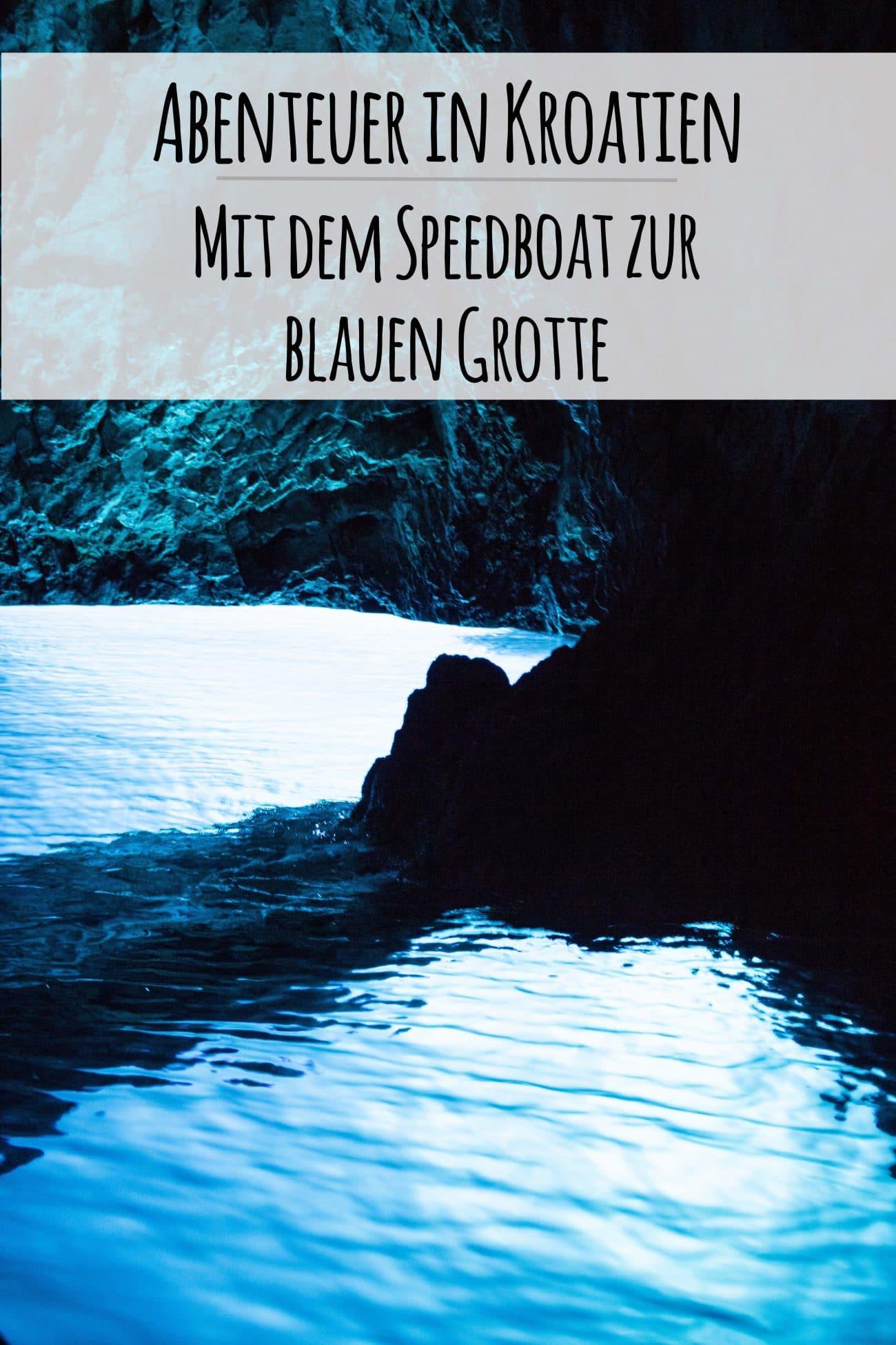 Split Sehenswuerdigkeiten_ die atemberaubende blaue Grotte_PASSENGER X