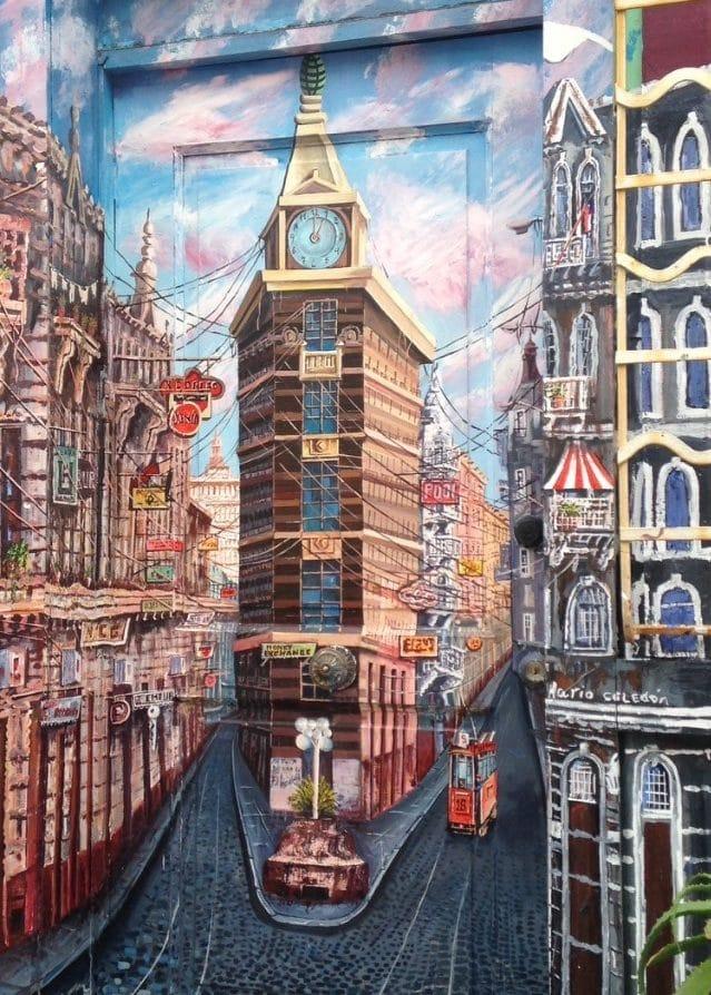 Südamerika Sehenswürdigkeiten_Buenos Aires_ Street Art