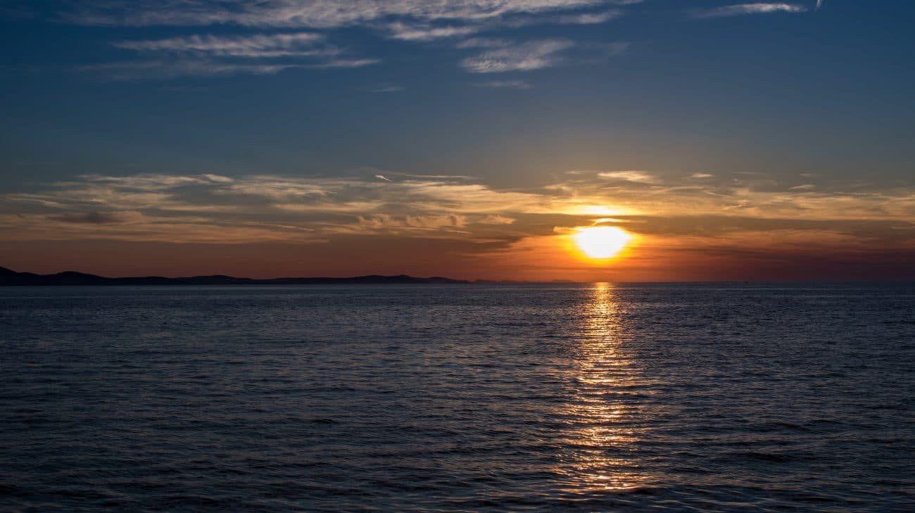 Zadar Reise_Sonnenuntergang_PASSENGER X