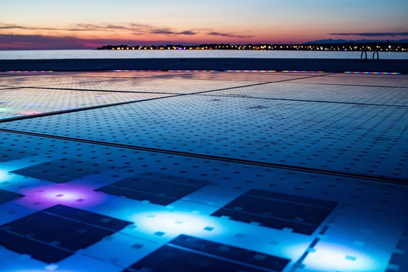 Zadar Reise_Sonnengruß_PASSENGER X