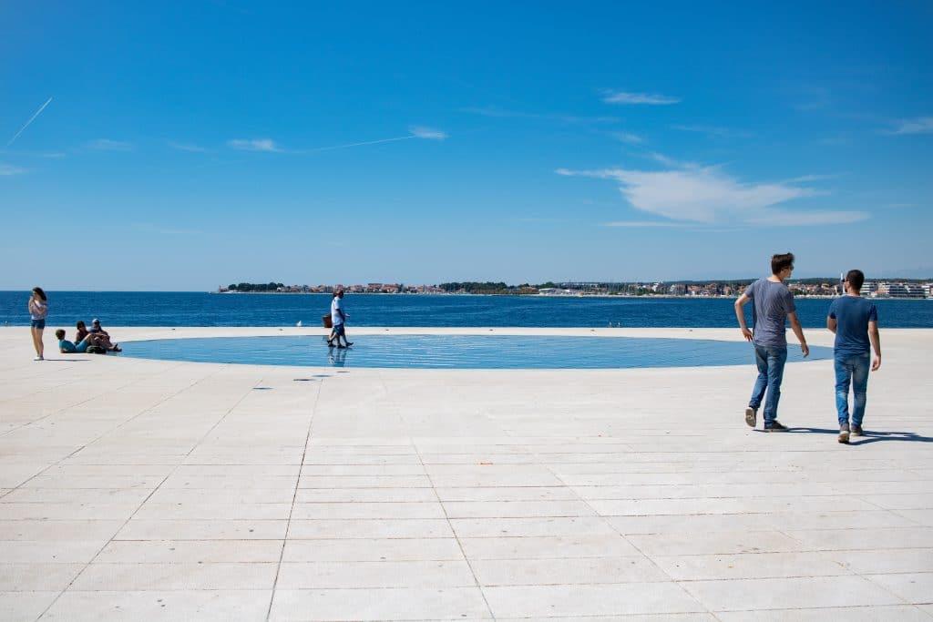 Zadar Reise PASSENGER X