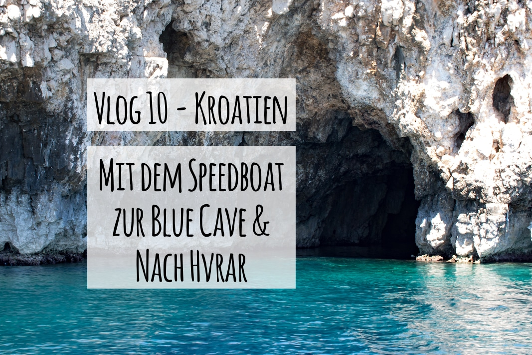 Video Blue Cave Kroatien