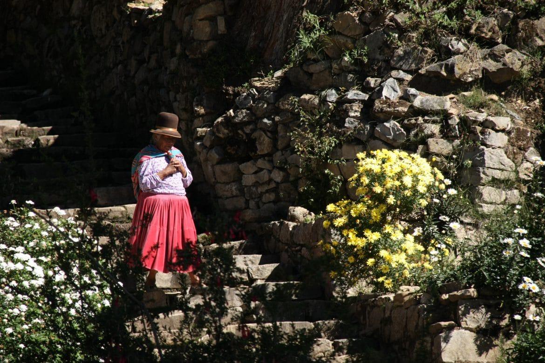 Backpacking Südamerika für Anfänger Teil 1_Bolivien_Isla del Sol_Rebekka