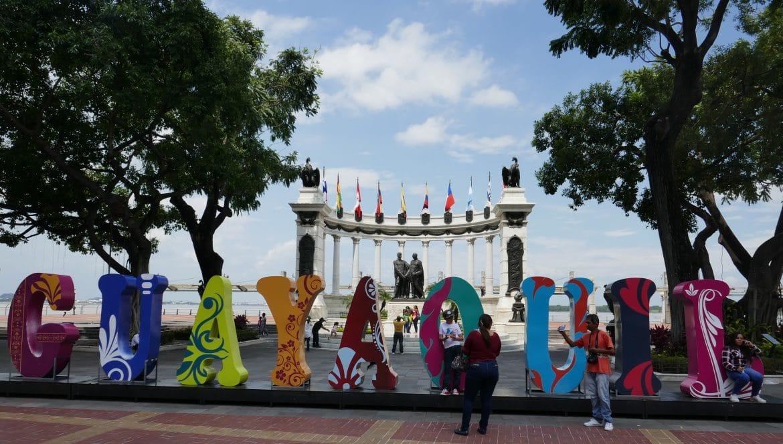 Sehenswürdigkeiten Ecuador Rundreise - Guayaquil