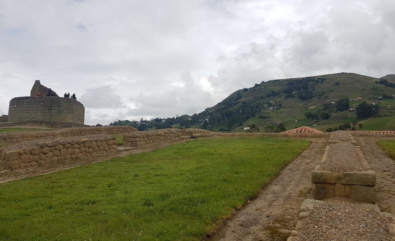 Ecuador Sehenswürdigkeiten Ingapirca
