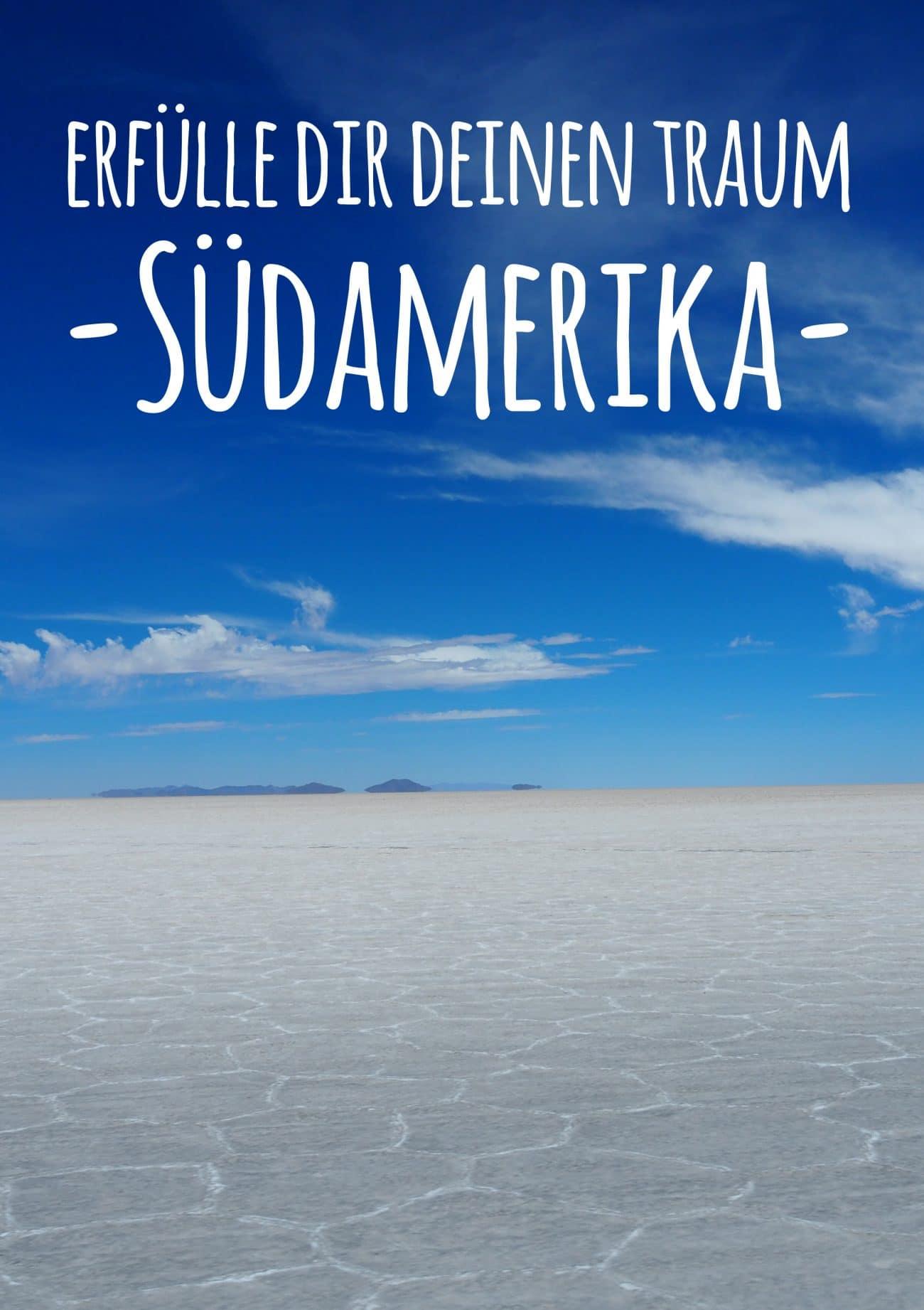 Einmal im Leben sollte sich jeder eine Auszeit vom Job gönnen. Rebekka verrät dir im Interview, warum es sich lohnt diese Zeit in Südamerika zu verbringe.