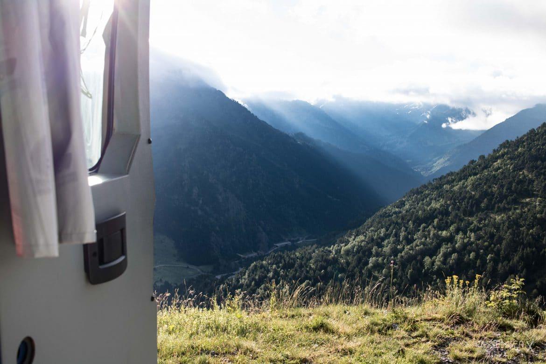 Wo wild camping in Europa erlaubt ist - Tipps und Infos von PASSENGER X