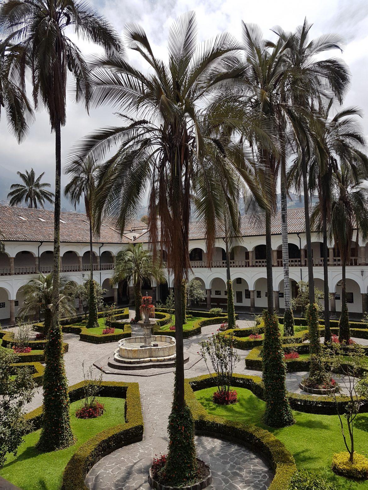 Sehenswürdigkeiten Ecuador Reise_Iglesia San Agustin3