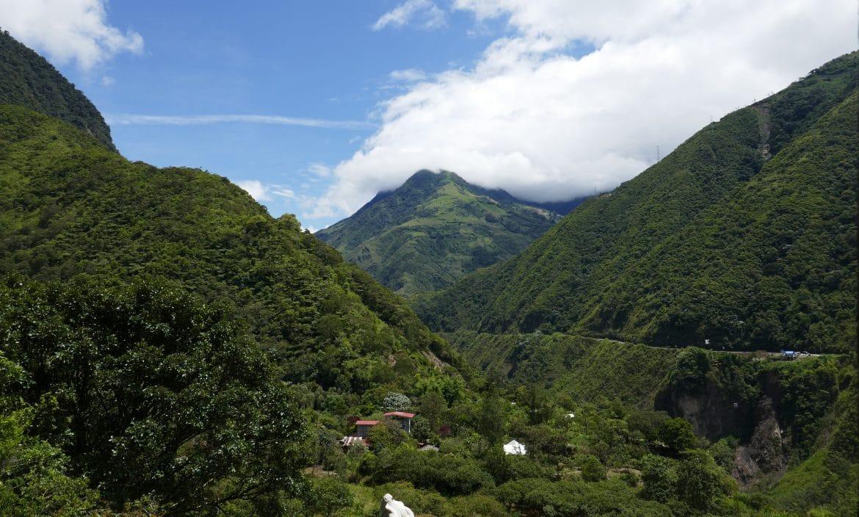 Sehenswürdigkeiten Ecuador Reise_Ruta de la Cascadas