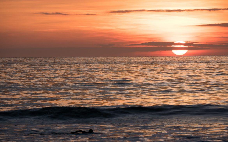 Sehenswürdigkeiten Ecuador Reise_Sonnenuntergang
