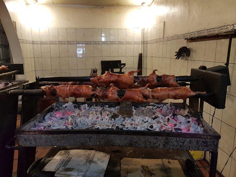Sehenswürdigkeiten Ecuador Rundreise Cuenca_Meerschweinchen