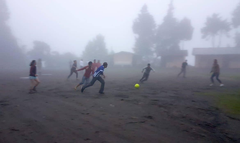 Sehenswürdigkeiten Ecuador Rundreise Fußball Europa vs. Suedamerika_2