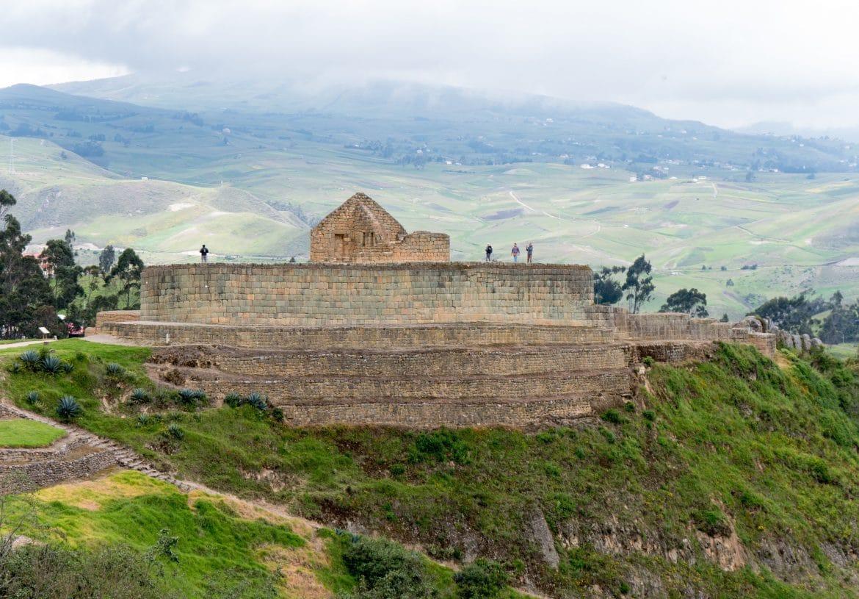 Sehenswürdigkeiten Ecuador Rundreise Ingapirca