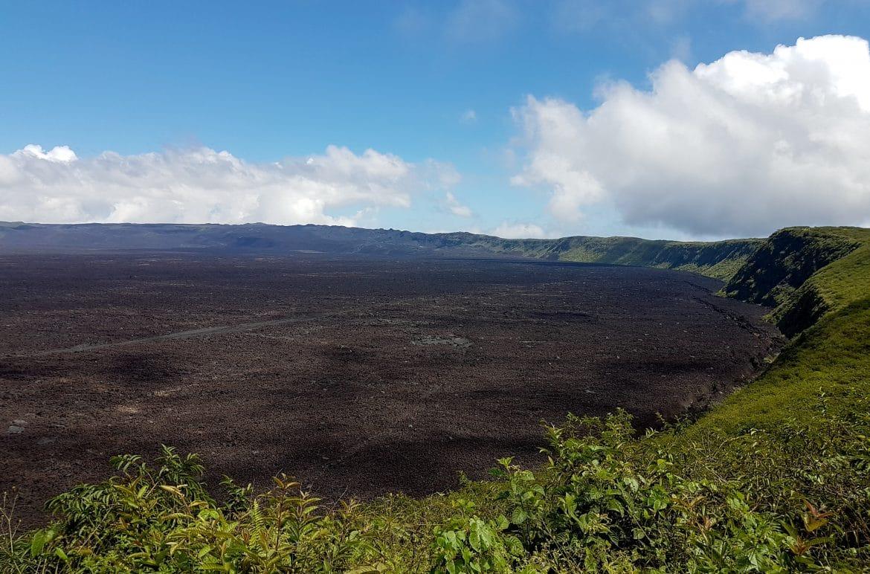 Sehenswürdigkeiten Ecuador Reise - Sierra Negra Volcano