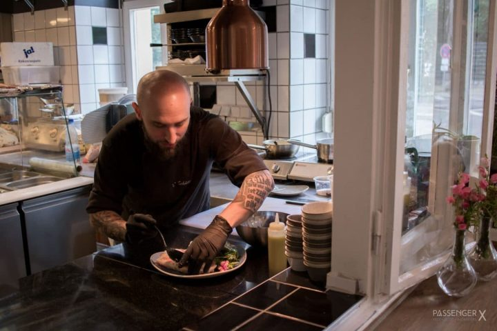 """""""Unser Café"""" – das neue Bistro im Skandinavischen Viertel"""