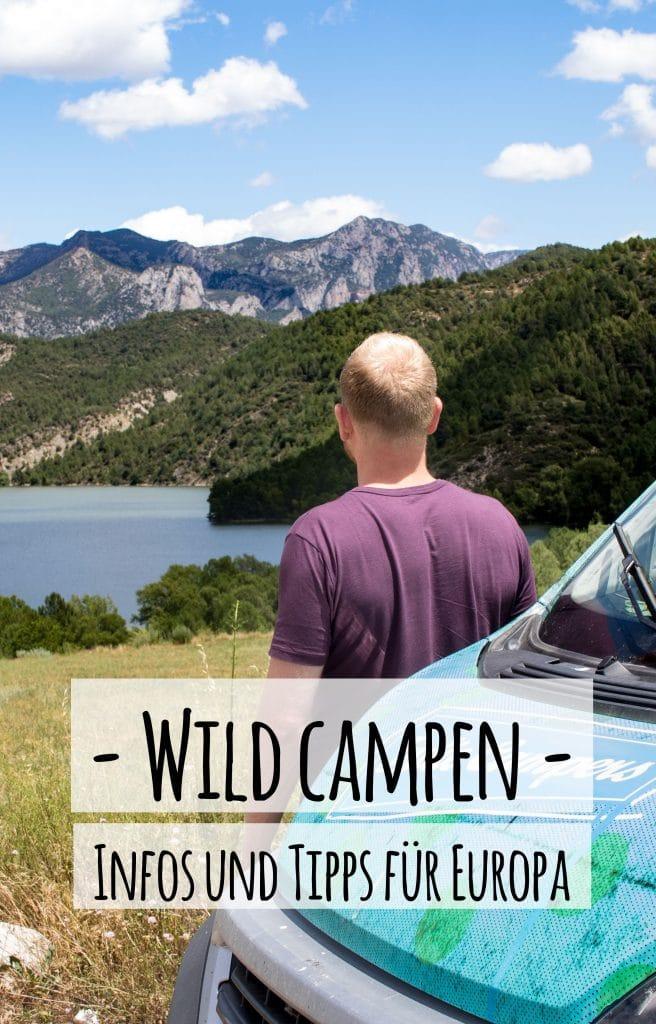 Wo wild campen in Europa erlaubt ist und wo nicht - Infos und Tipps von PASSENGER X