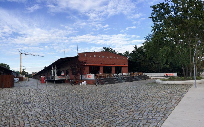 Stadtspaziergangvom Potsdamer Platz bis zu Mustafas Döner