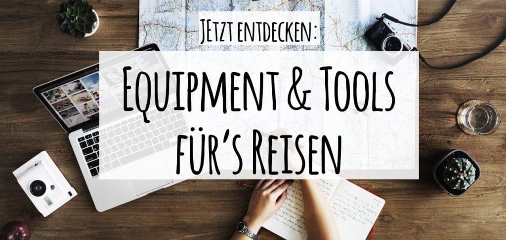 Reise Equipment und Tools von PASSENGER X