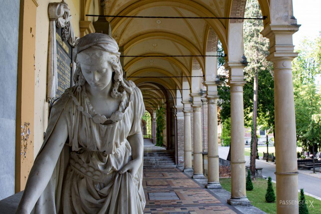 Neun richtig geniale Tipps für ein Wochenende in Zagreb verrät dir PASSENGER X. Mit dabei der schönste Friedhof Europas (Mirogoj).