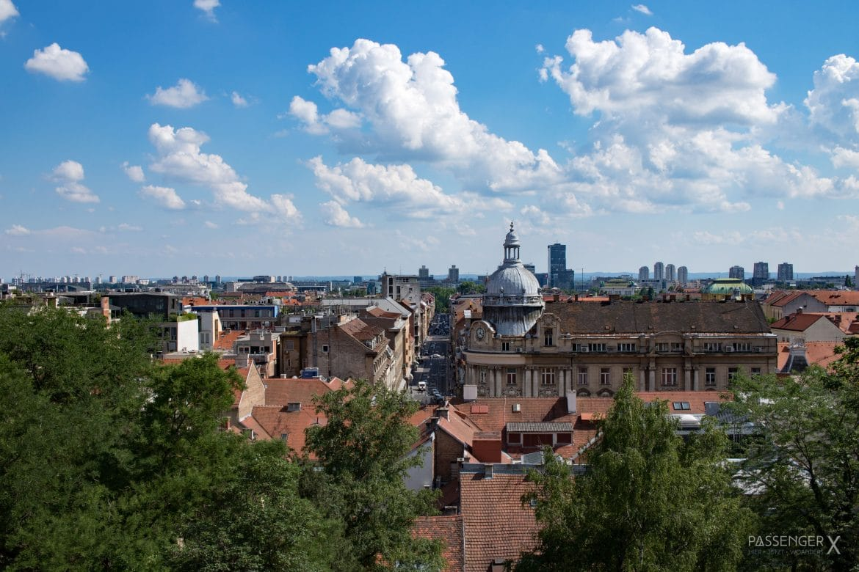 PASSENGER X gibt die besten Tipps für ein Wochenende in Zagreb. Mit dabei der Ort mit diesem fantastischen Ausblick.