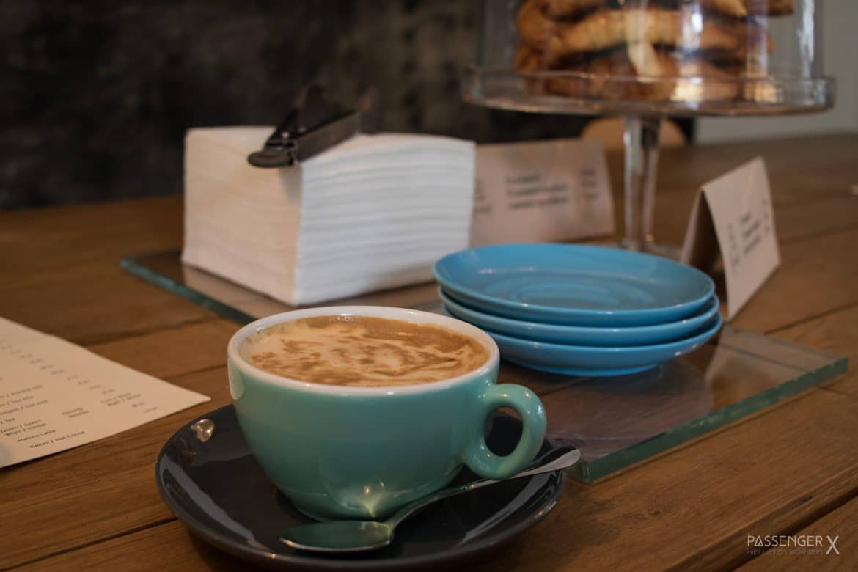 Cogito Coffee Shop - die Empfehlung von PASSENGER X für Third Wave Coffee in Zagreb
