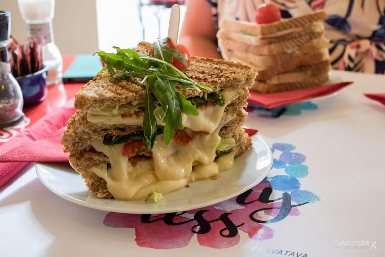 Du brauchst einen Frühstück Tipp in Zagreb? Ab ins Kava Tave. PASSENGER X sagt dir auch warum
