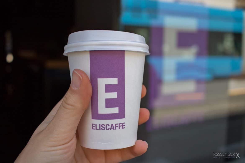 """Das Eliscafe ist eine der Empfehlungen von PASSENGER X zum Theme """"Zagreb Coffee Spots"""""""